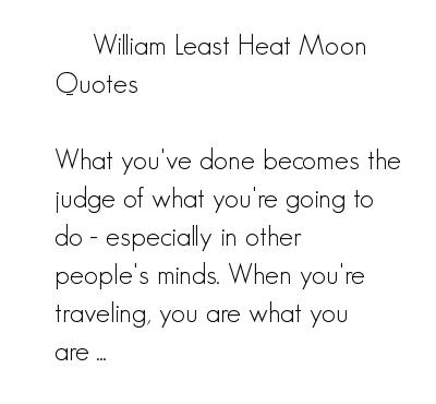 William Least Heat-Moon's quote #3
