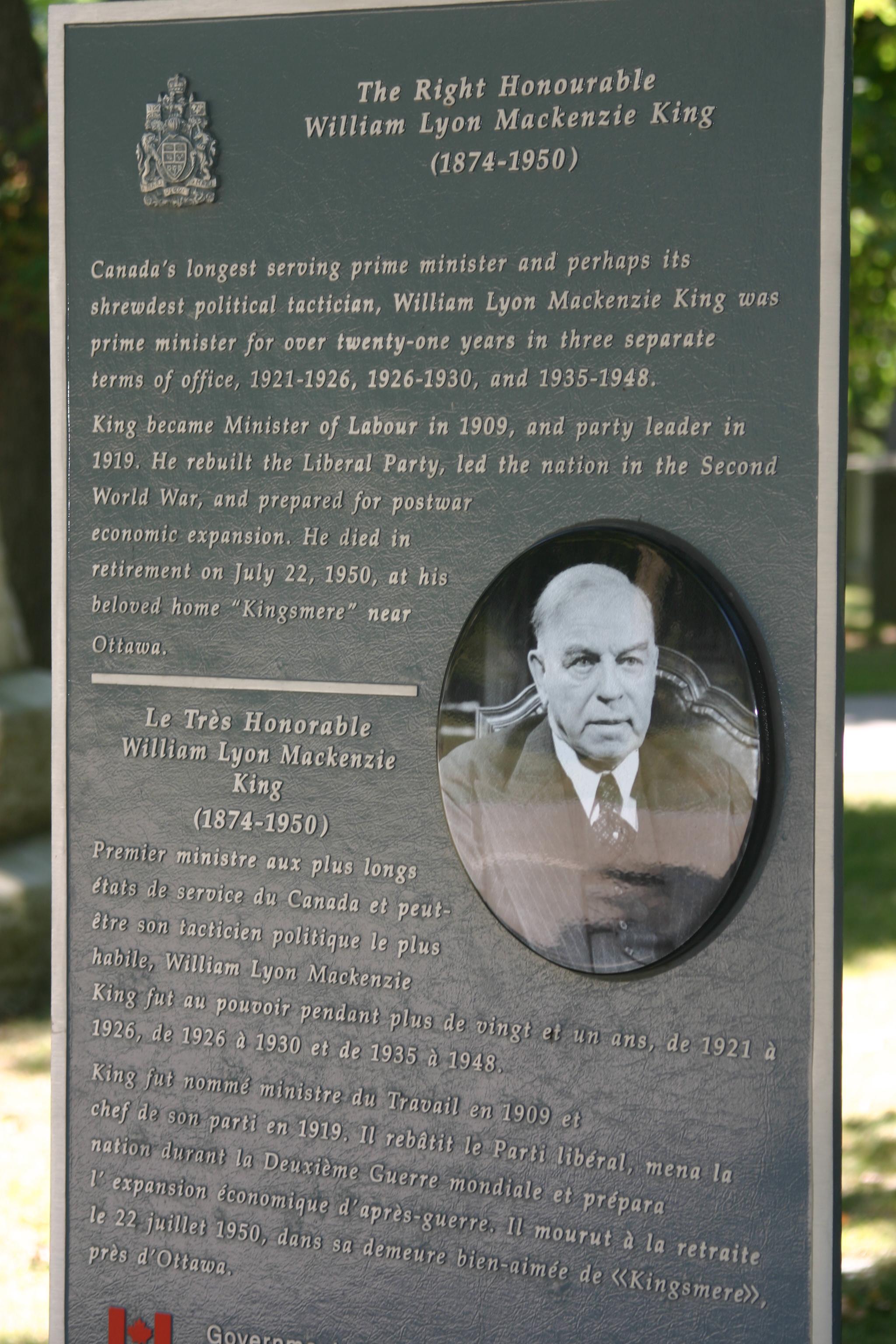 William Lyon Mackenzie King's quote #5