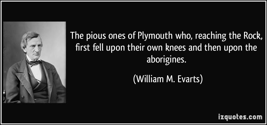 William M. Evarts's quote #1