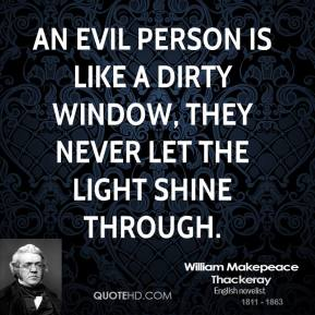William Makepeace Thackeray's quote #2