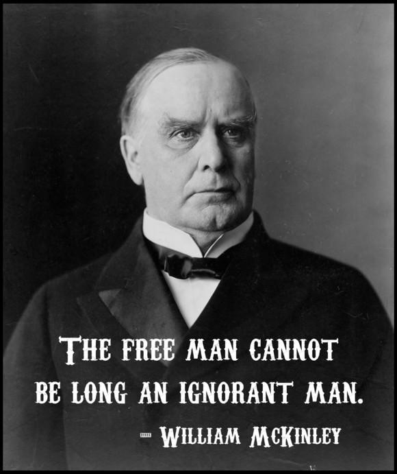 William McKinley's quote #3