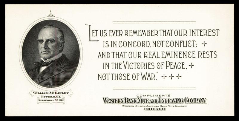 William McKinley's quote #1