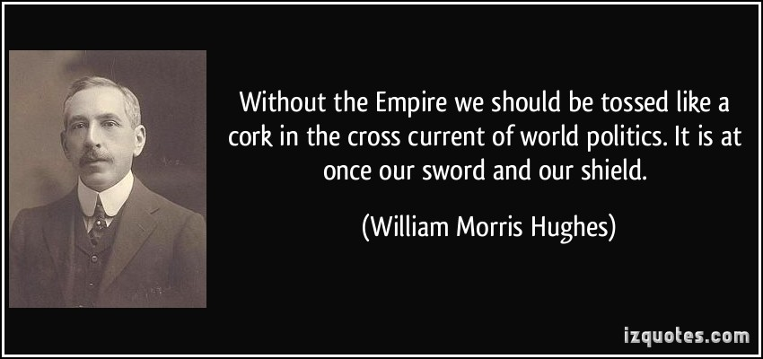 William Morris Hughes's quote #1