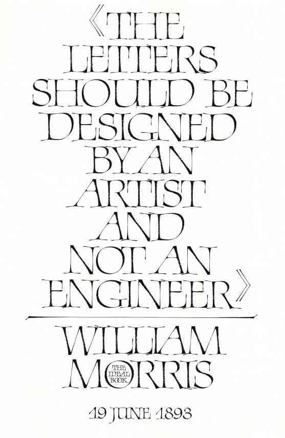 William Morris's quote #5