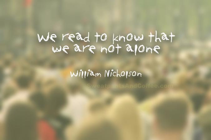 William Nicholson's quote #4