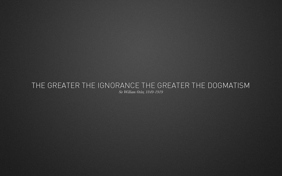 William Osler's quote #7
