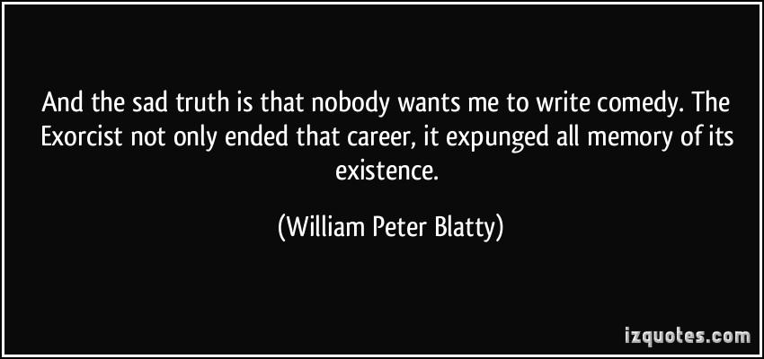 William Peter Blatty's quote #6