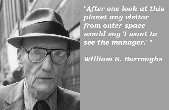 William S. Burroughs's quote #6