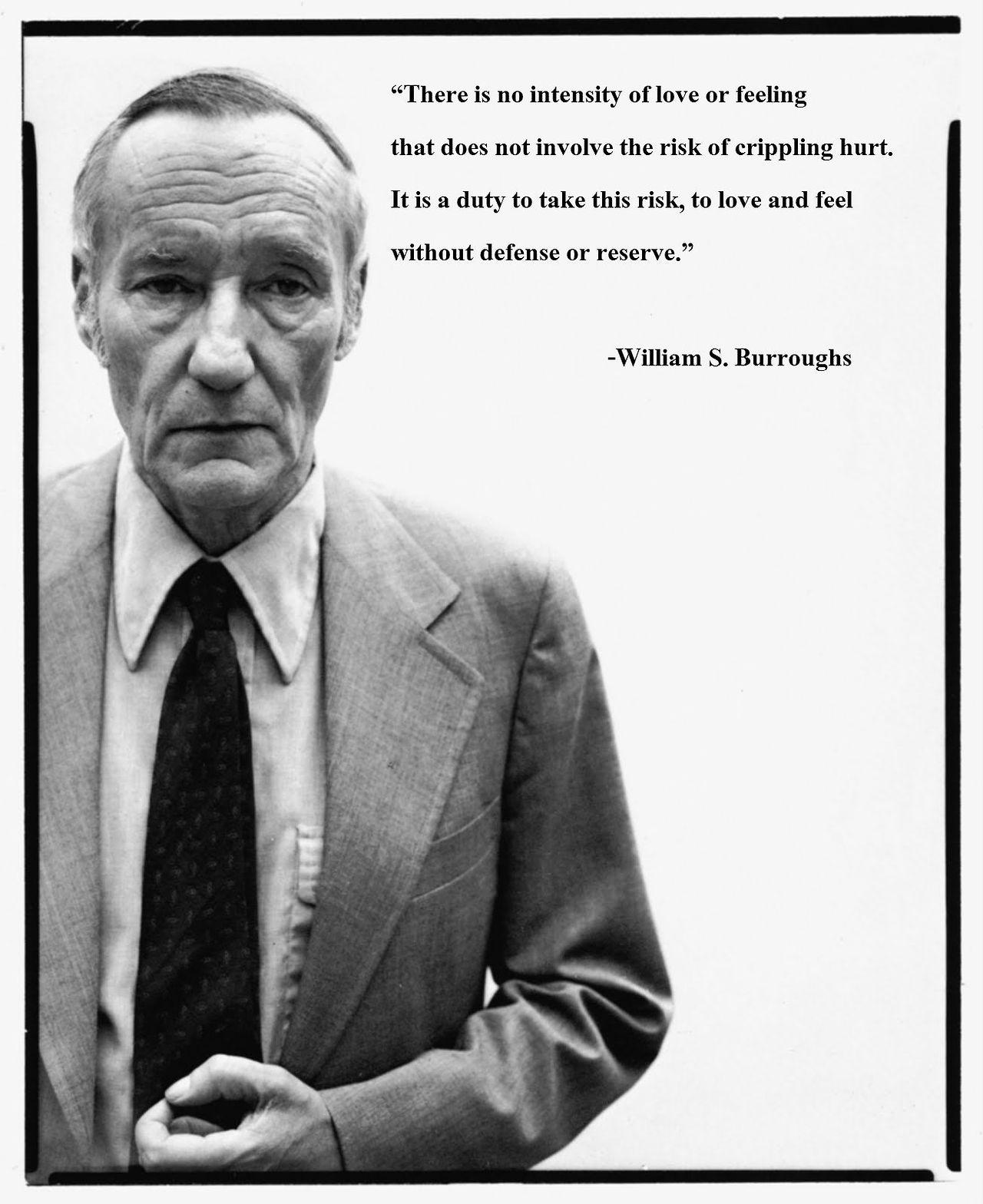 William S. Burroughs's quote #4