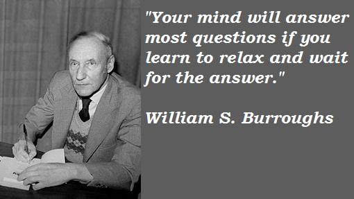 William S. Burroughs's quote #2