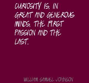 William Samuel Johnson's quote #2