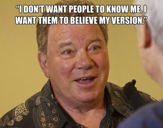 William Shatner's quote #2