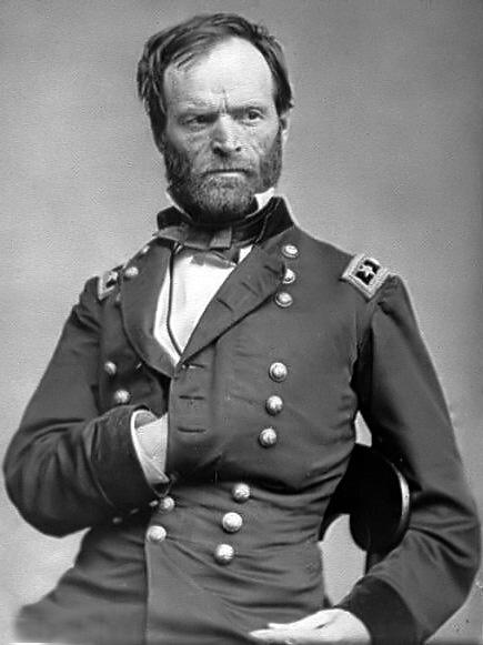 William Tecumseh Sherman's quote #3