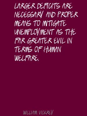 William Vickrey's quote #3
