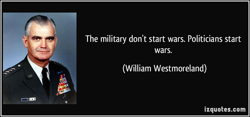 William Westmoreland's quote #3