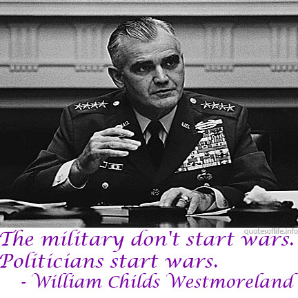 William Westmoreland's quote #7