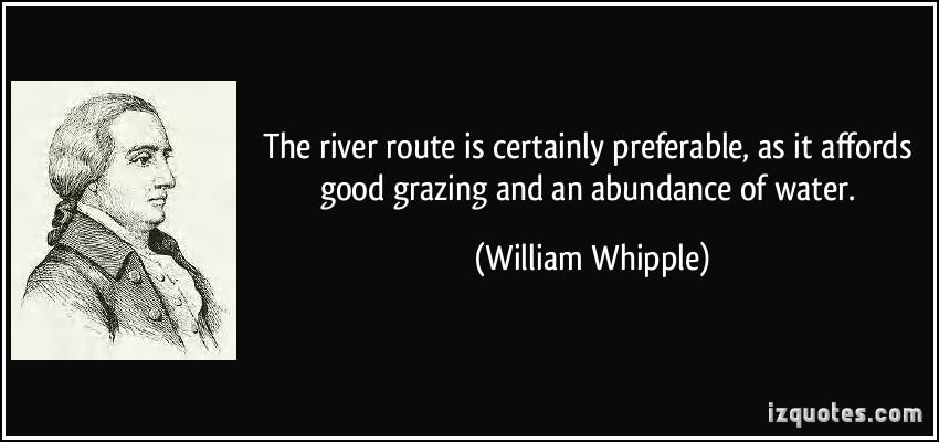 William Whipple's quote #1