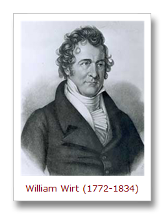 William Wirt's quote #1