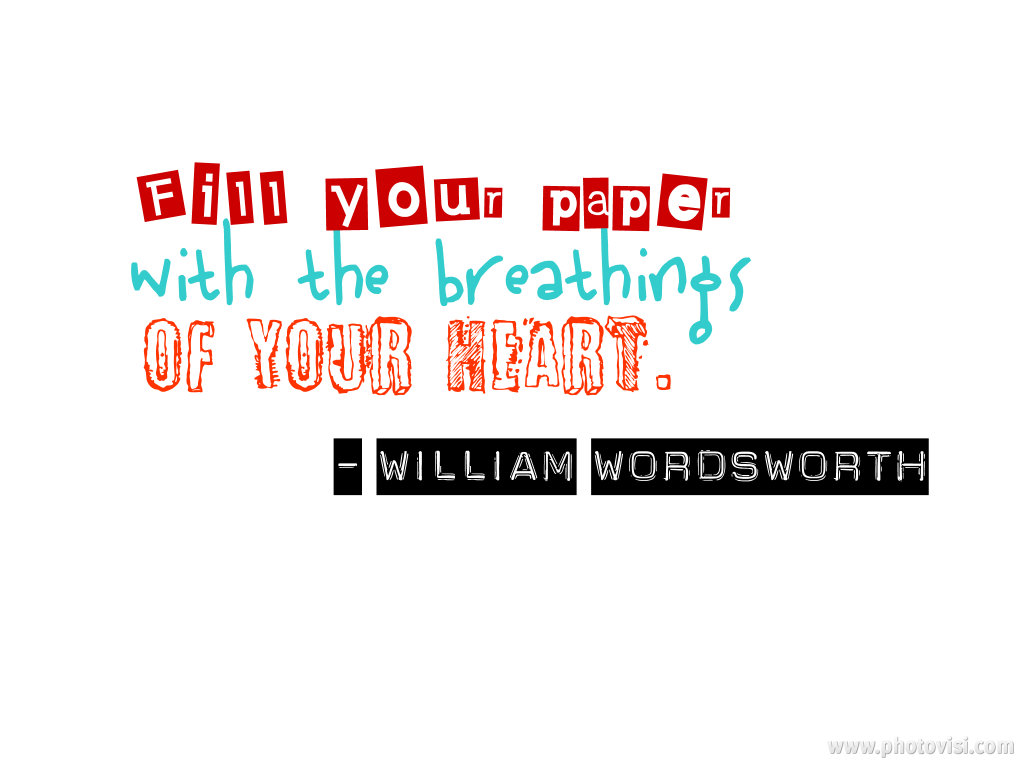 William Wordsworth's quote #5