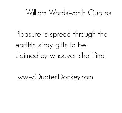 William Wordsworth's quote #7
