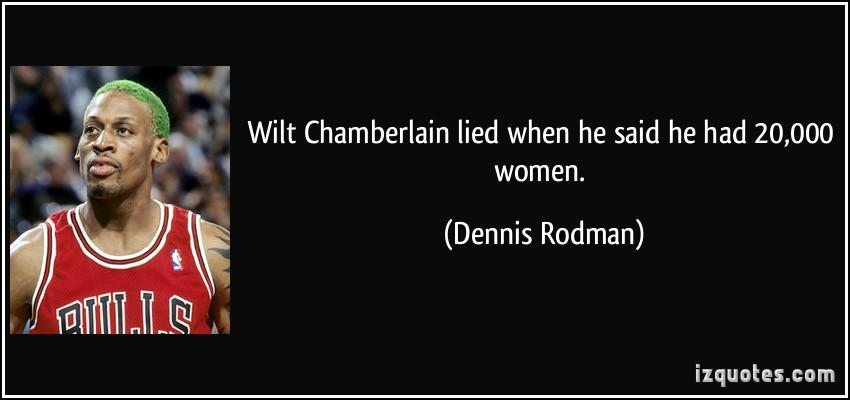 Wilt Chamberlain's quote #4