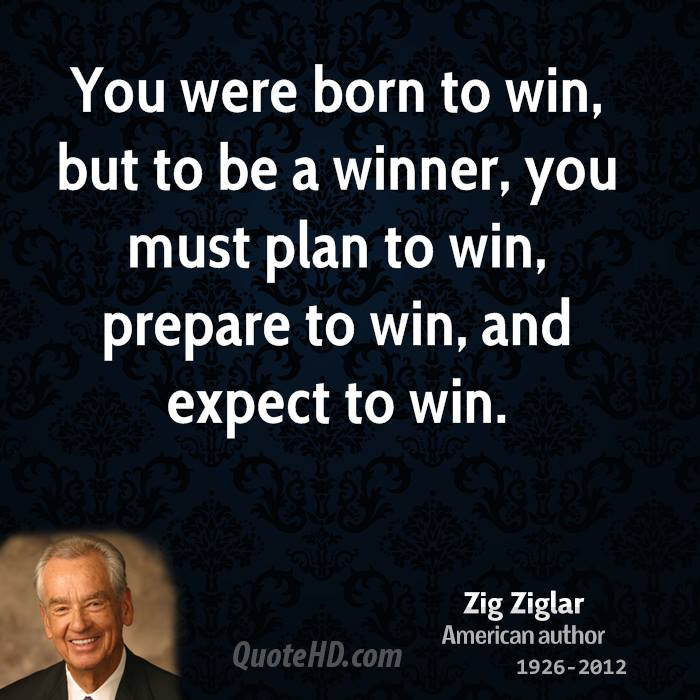 What To Expect On Your Visit Day: Famous Quotes About 'Win-Win'