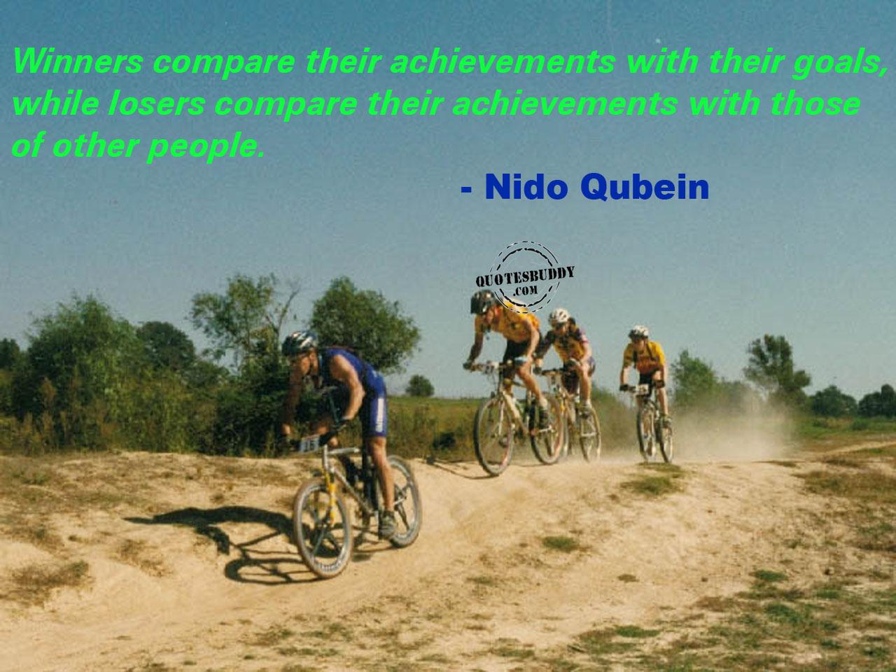 Winners quote #1