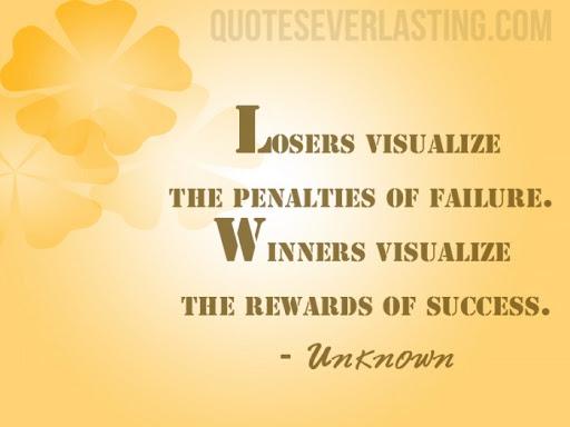 Winners quote #7