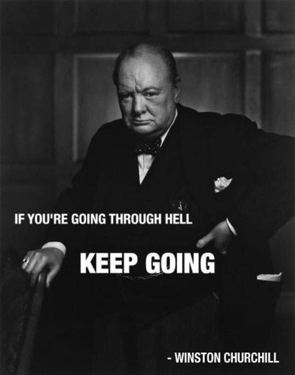 Winston Churchill quote #2