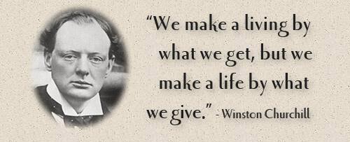 Winston Churchill quote #2