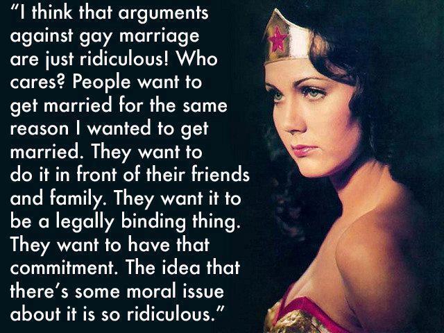 Wonder Woman quote #1