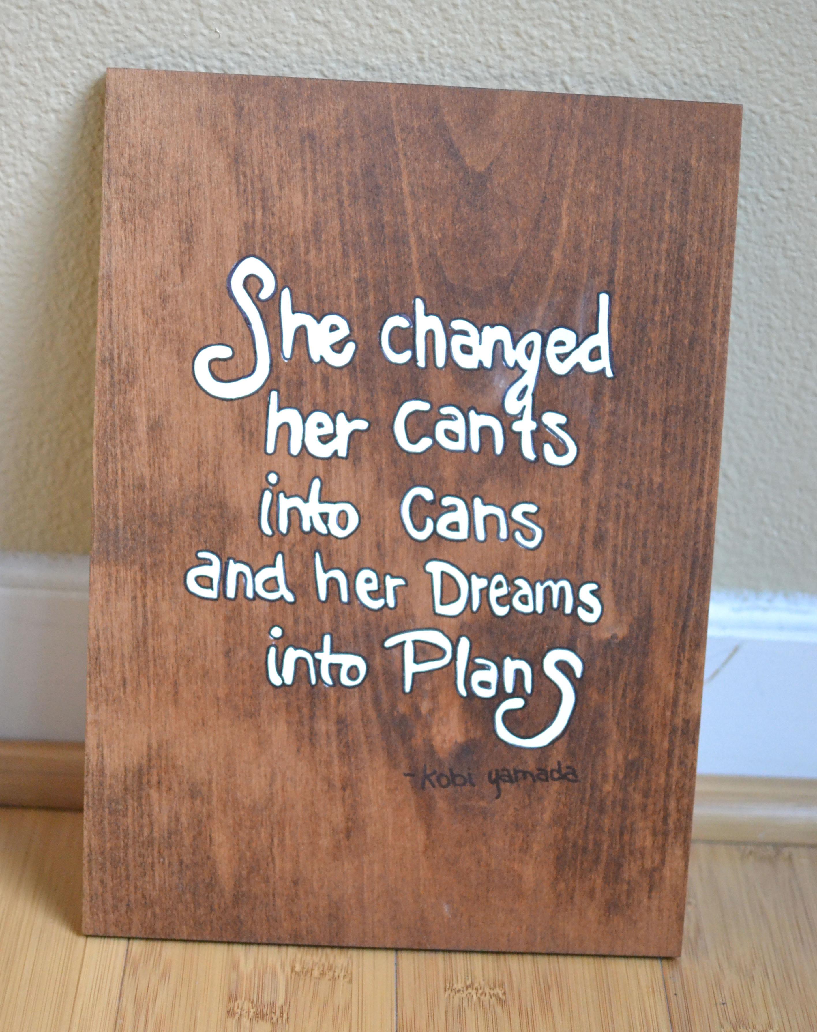 Wood quote #2