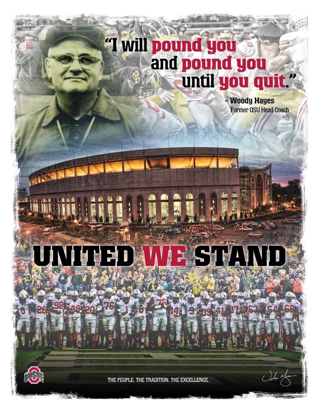 Woody Hayes's quote #4