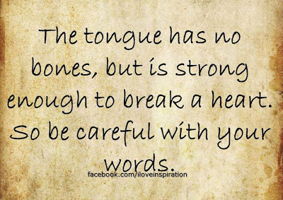 Words quote #1