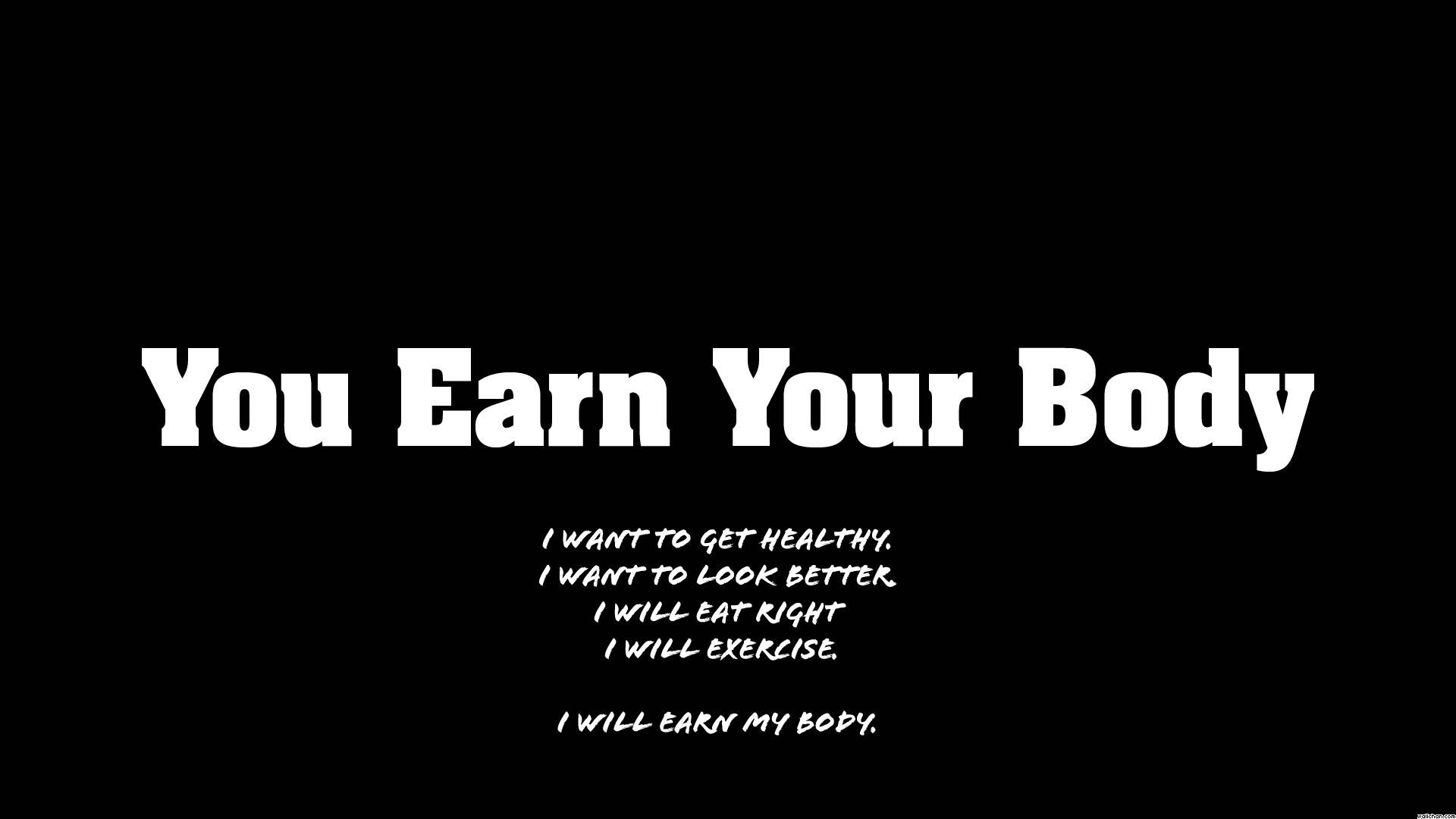 Workout quote #1