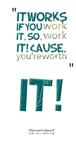 Works quote #3