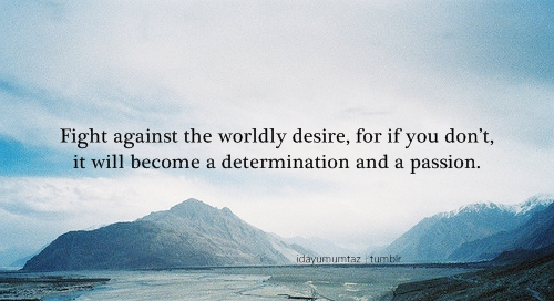 Worldly quote #2