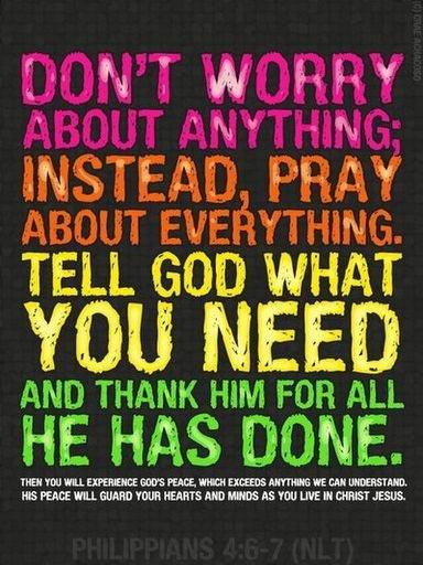 Worry quote #5