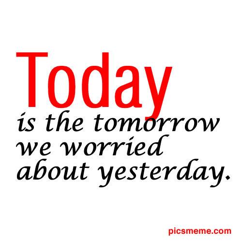Worry quote #4