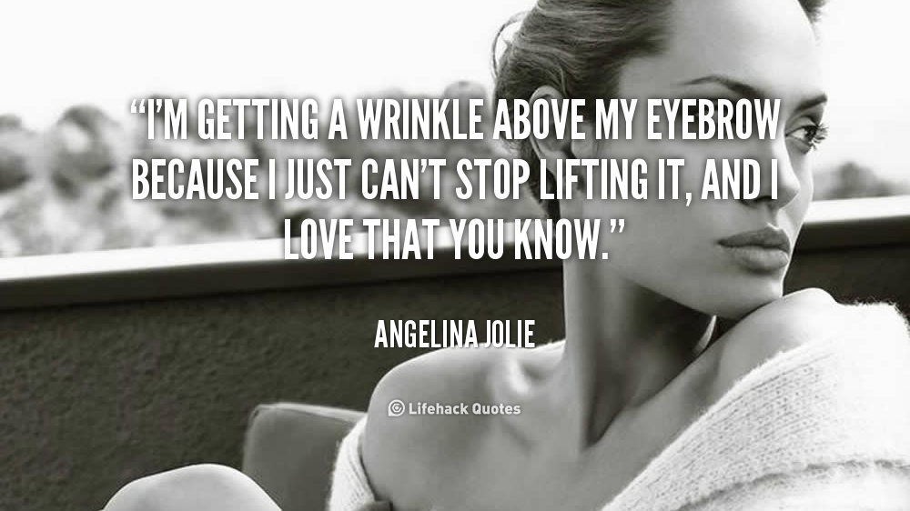 Wrinkle quote #1