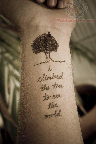 Wrist quote #1