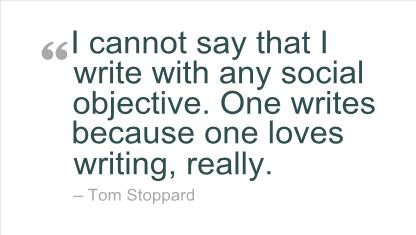 Writes quote #6