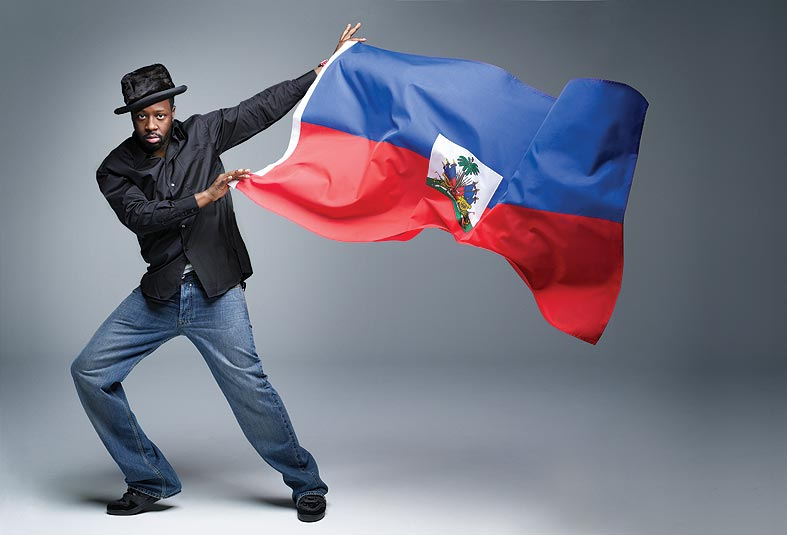 Wyclef Jean's quote #1
