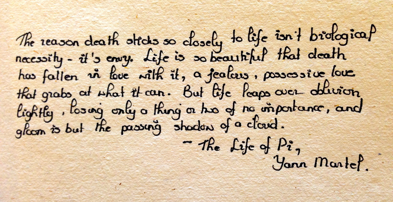 Yann Martel's quote #7