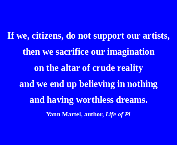 Yann Martel's quote #6