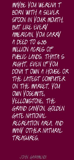 Yellowstone quote #2