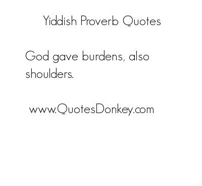 Yiddish quote #2
