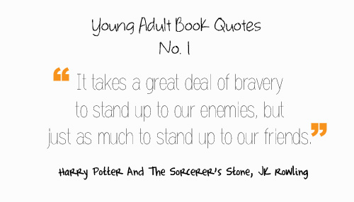Young Adult quote #2
