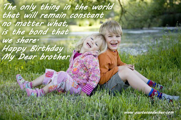 Younger Brother quote