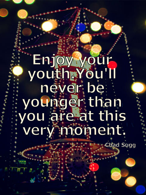 Youth quote #1